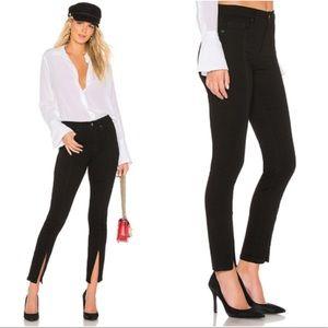 NEW Blank NYC Revolve High Rise Skinny Black Jeans